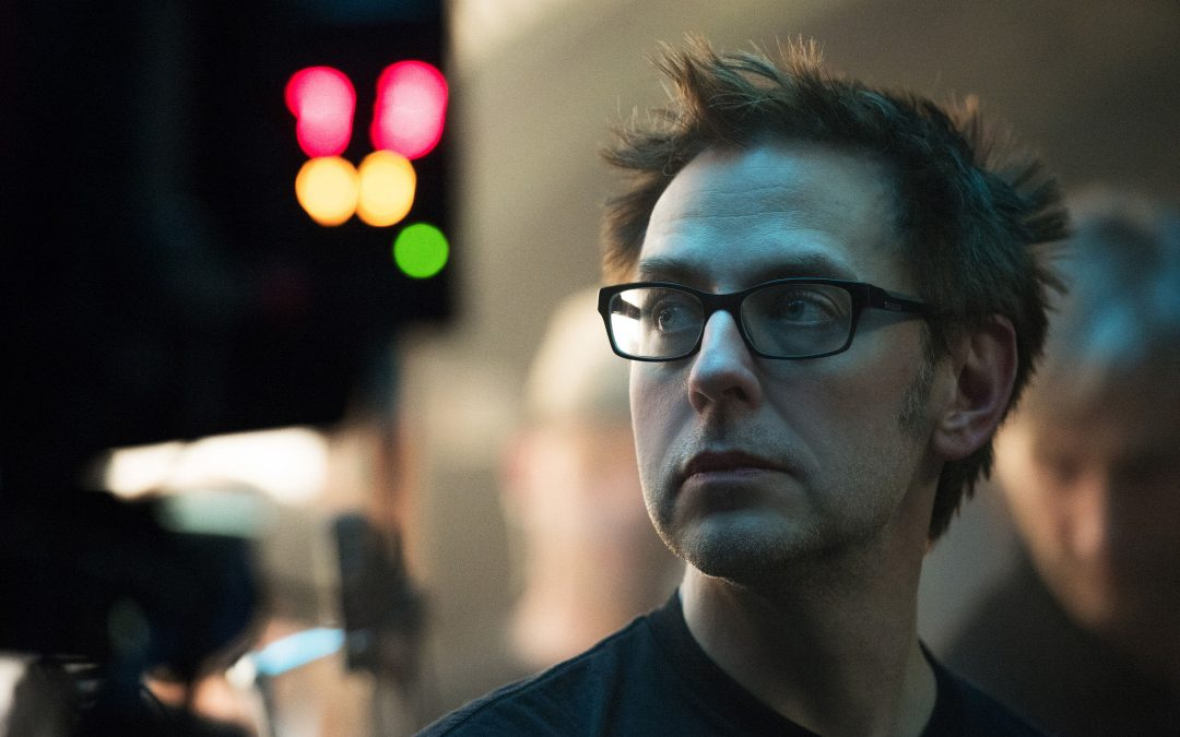 James Gunn rehired as Guardians Of The Galaxy 3 director