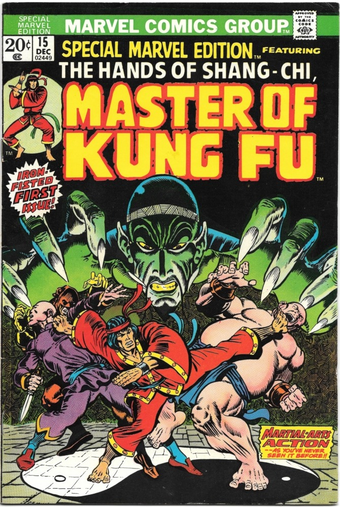 Who is Marvel's Shang-Chi, Master of Kung Fu?