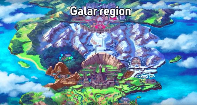 galar region england