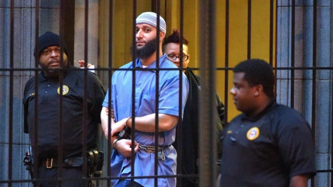 The Case Against Adnan Syed director: