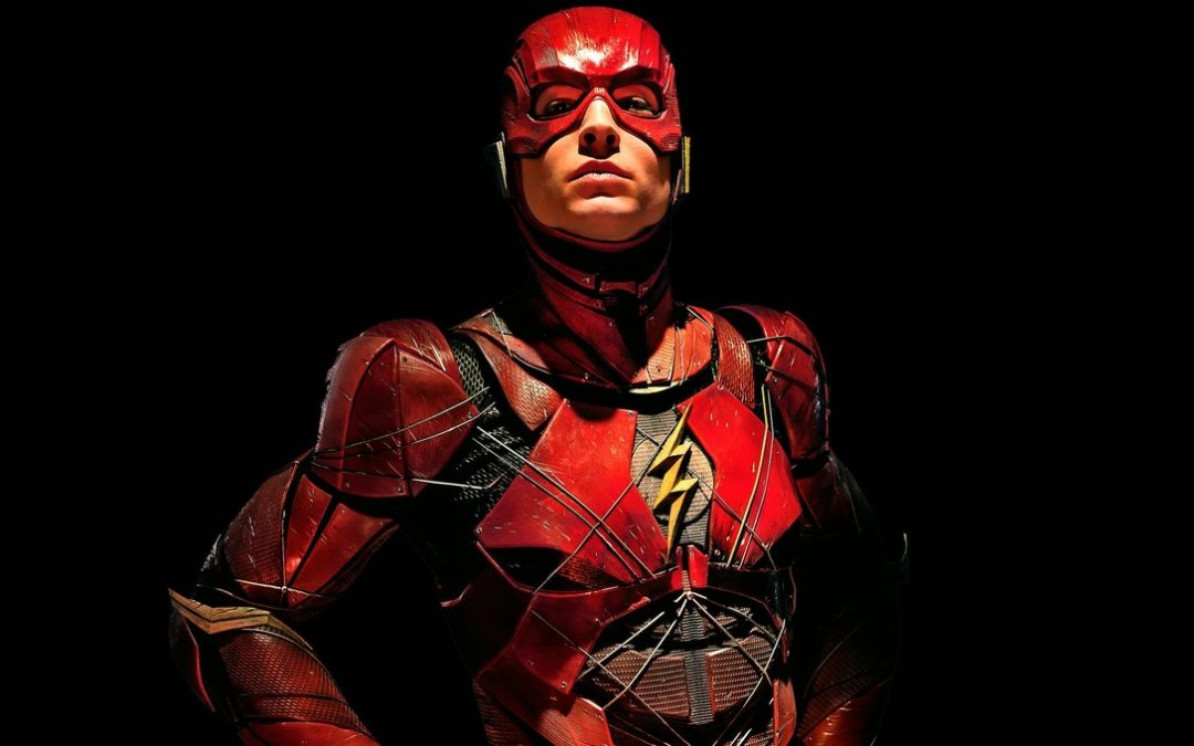 The Flash Movie: now Ezra Miller and Grant Morrison will write script