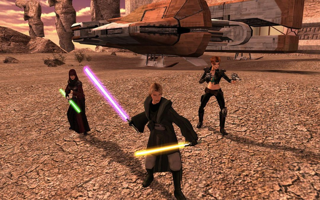 What Star Wars: KOTOR 3 would have been about