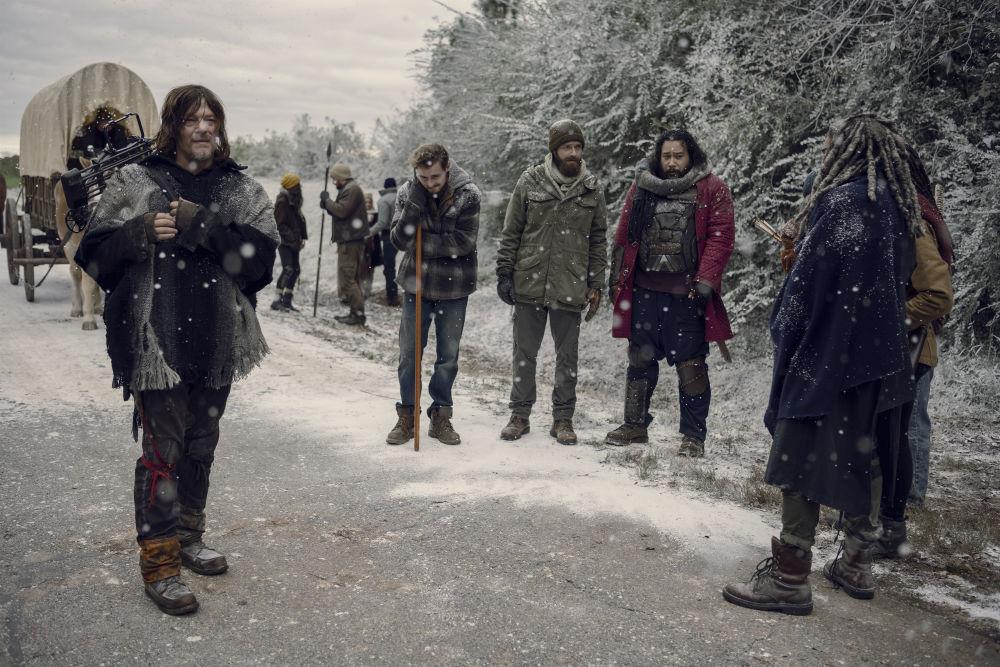 The Walking Dead season 9 ending explained - The Dark Carnival