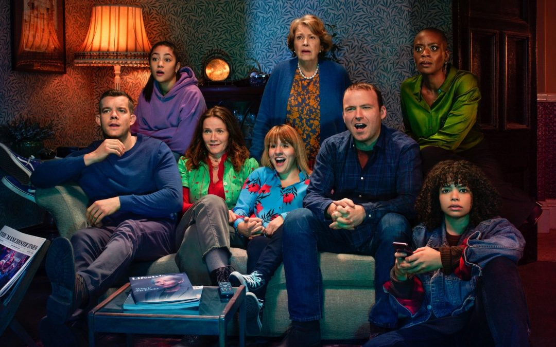 Years And Years' Russell T Davies: 'the world is getting madder'