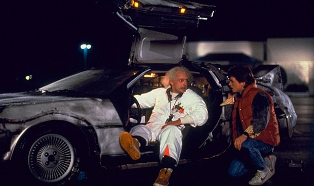 5 ridiculous movie and TV time machines (and 5 even more ridiculous real ones)