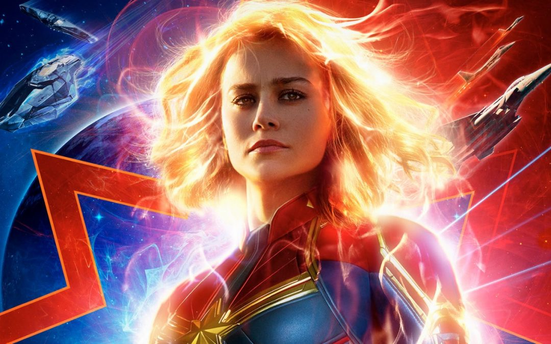 Captain Marvel DVD/Blu-ray release date and special features
