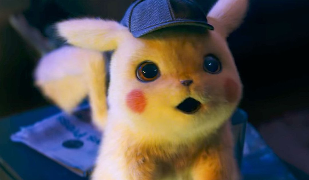Detective Pikachu: Pokémon Easter eggs and reference guide