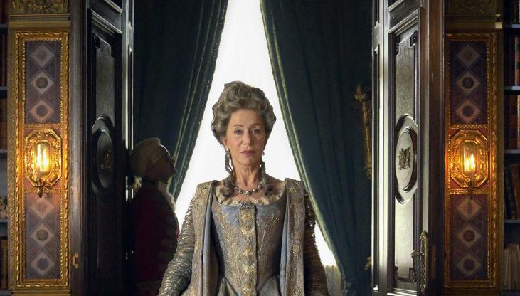 Catherine The Great trailer unveils Helen Mirren's TV drama