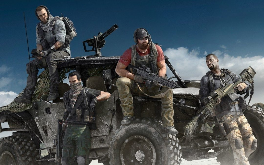 Ghost Recon: Breakpoint release date and trailer unveiled