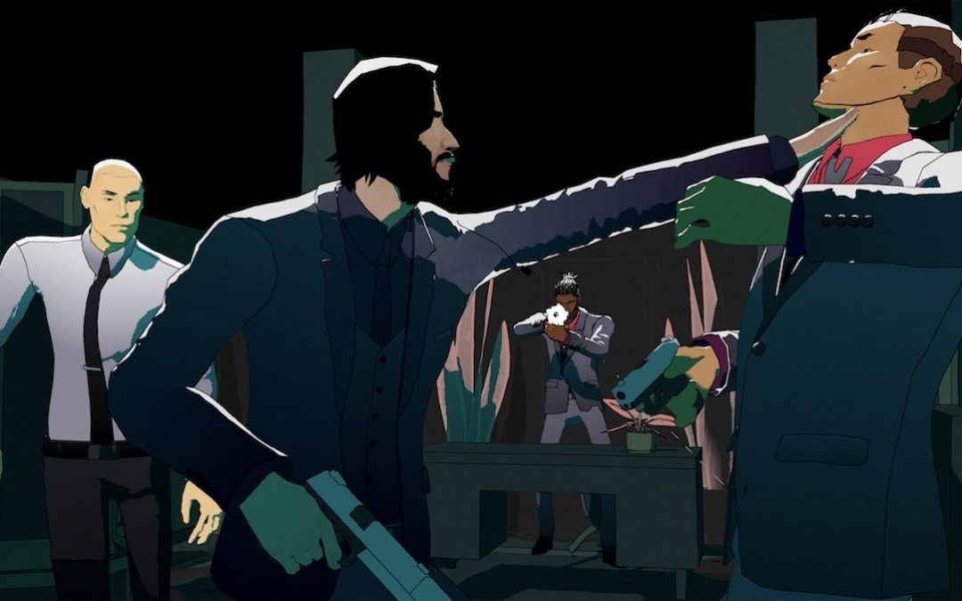 John Wick Hex trailer arrives to tease new game