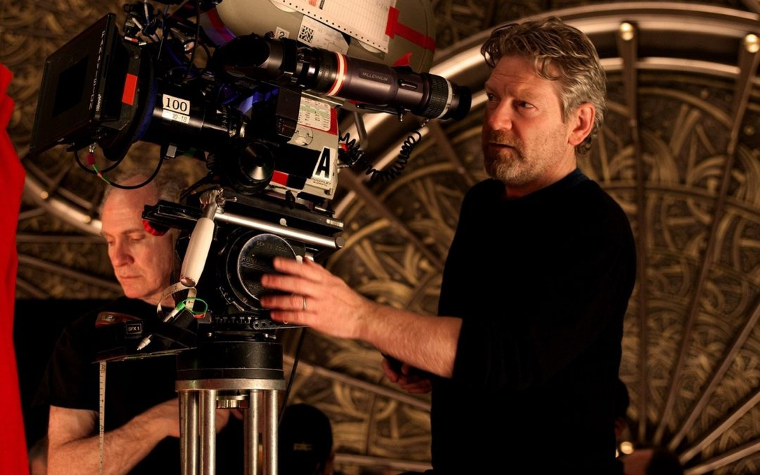 Kenneth Branagh looks back on directing Thor