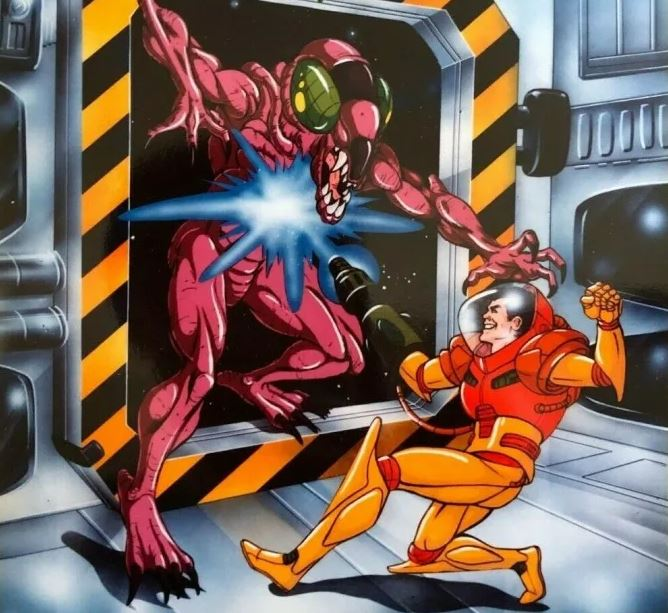 Metroid: scrapped TV series featured male version of Samus