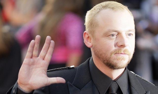 Simon Pegg takes rare villain role in action-thriller Becky