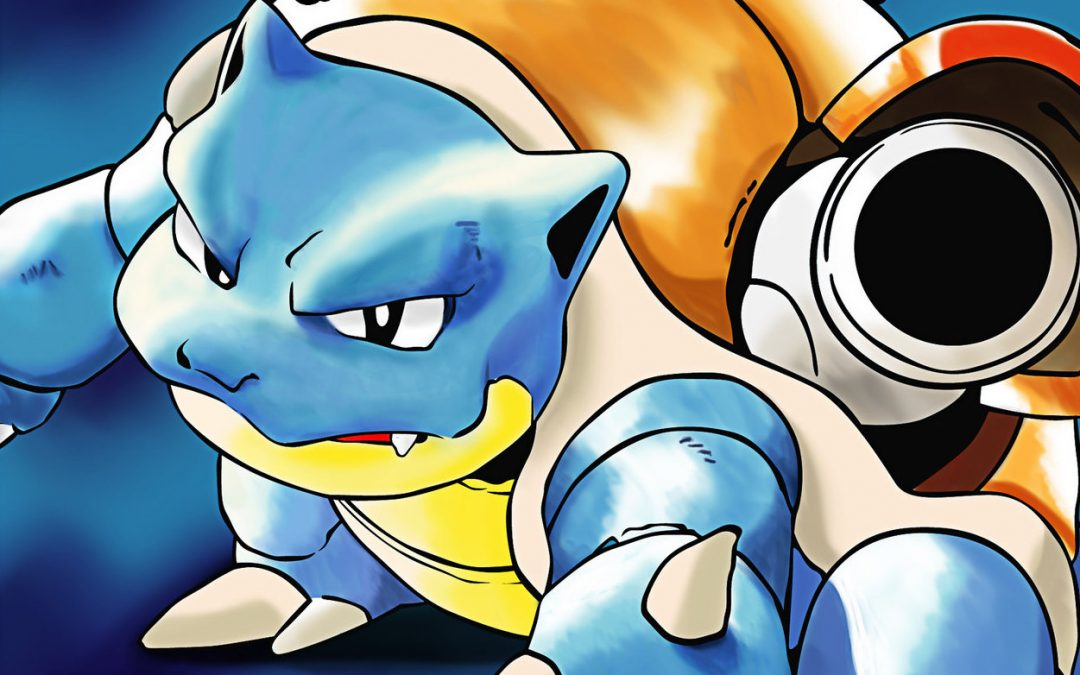 The Pokémon replay: let's revisit Pokémon Red and Blue