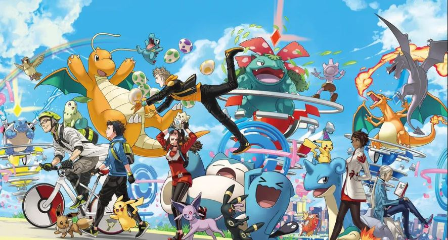 A new Pokémon mobile game is on the way
